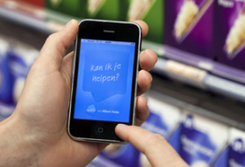 In online super shopt consument gezonder