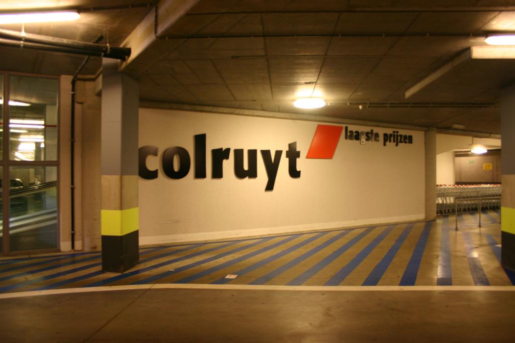 Colruyt lanceert sociale boodschappenapp