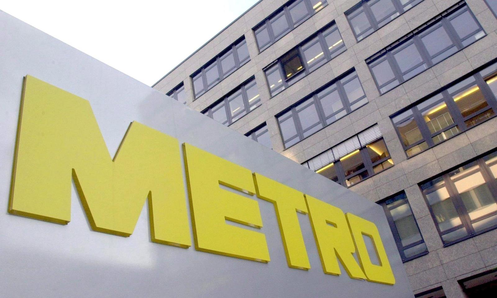 Stabiele omzet Metro in feestdagenkwartaal
