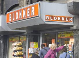 Megaverlies voor Blokker