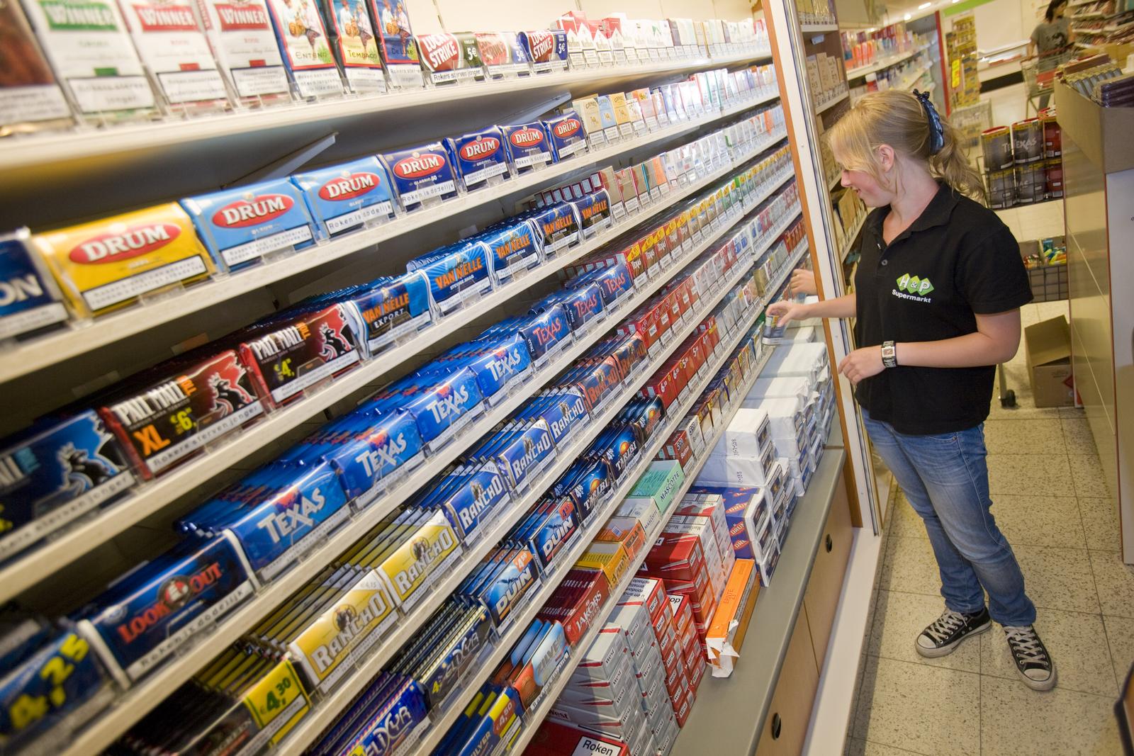 Nederland koopt weer meer sigaretten