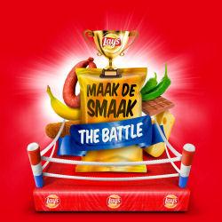 Lays Maak De Smaak The Battle