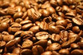 Koffiebonen test kassa