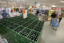 Eindhoven: supers mogen stunten met bier