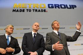 Groothandelaar Metro verdubbelt winst
