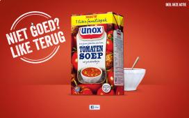 Unilever: Unox-fabriek naar Zwanenberg