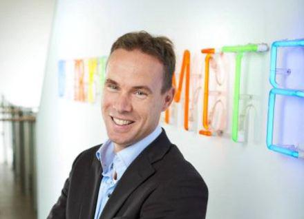 Bas Roelofs directeur Sales & Shopper FrieslandCampina