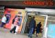 Omzetten bij Sainsbury's blijven dalen