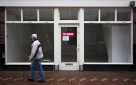 Leegstand winkels daalt voor derde jaar op rij