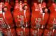 Dure dollar zit Coca-Cola dwars