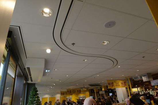 Philips start test navigatie in super