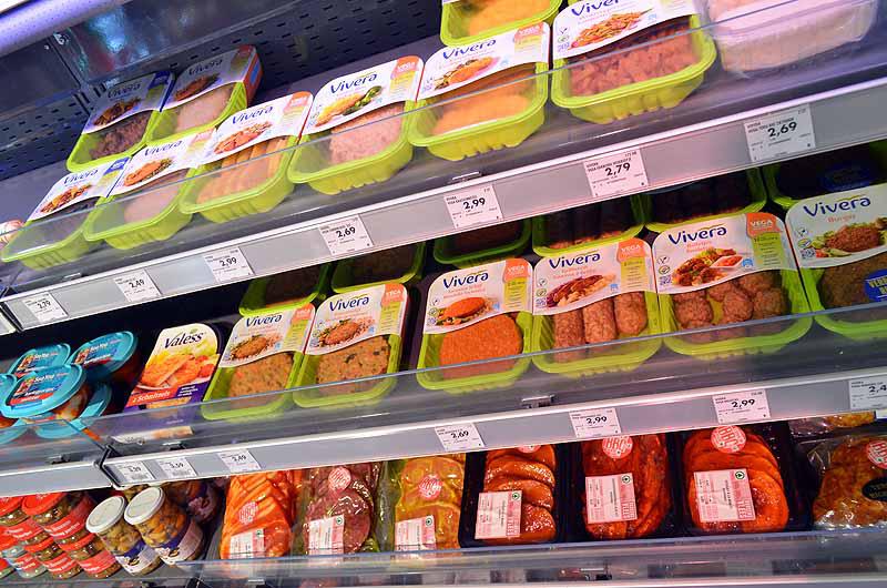 Geen verbod op vegetarische schnitzel