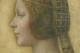 Vrouw op Da Vinci-schilderij is Co-op-caissière