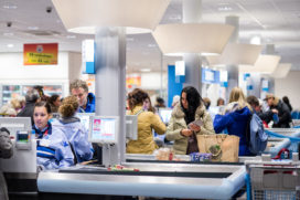 Albert Heijn opent 'koelkastwinkel'
