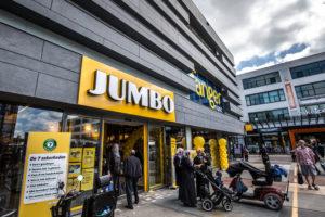 Jumbo stopt met 'overdreven' verstas