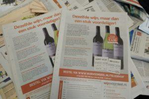 Wijnvoordeel.nl opent aanval op AH
