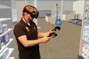 SCA lanceert VR-schappenbouwer