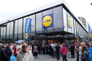Top Tien: secundaire supermarkten