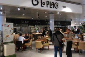 Vijf resto's La Place in Hudson Bay's