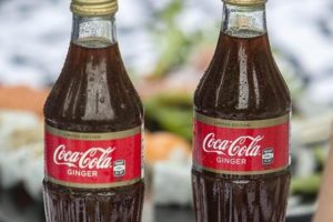 Coca-Cola zet in Australië gember in