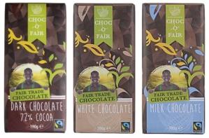Action begint verkoop duurzame chocolade