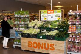 Tekorten dreigen aan sla, spinazie en courgettes