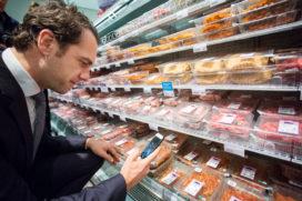 Antibiotica-vrij vlees bij supermarkten