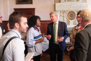 Dick Boer: Delhaize-leeuw moet brullen