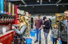 Top tien: klantenkringen supermarkten