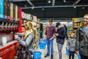Top 10: klantenkringen supermarkten
