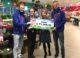Deen geeft €70.000 aan Jeugdsportfonds