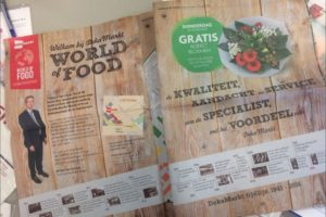 Derde Deka World of Food opent