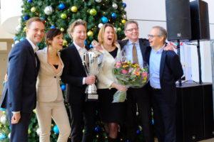 Albert Heijn wint Kerstrapport 2016
