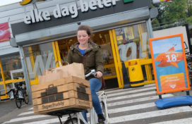 Albert Heijn gaat in zee met Superbuddy