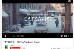 Edeka beschuldigd van 'fatshaming'