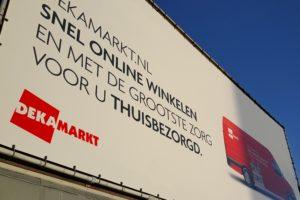Dekamarkt gaat ook bezorgen in Zuid-Holland