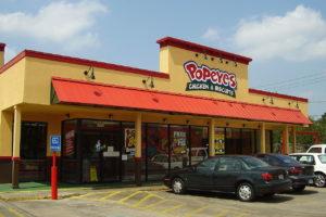 Moederbedrijf Burger King koopt Popeyes
