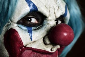 'Clowns' overvallen Haagse Jumbo