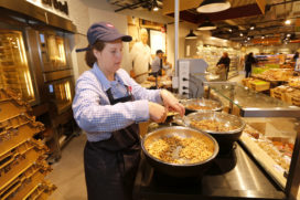 Fotorepo: Boon's Markt in Linschoten