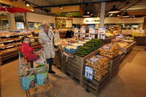 Omzetgroei supermarkt in hogere versnelling
