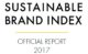 Sustainable brand index 80x49