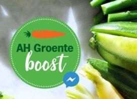 Albert Heijn lanceert AH Groenteboost