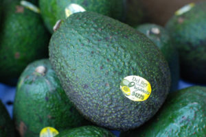 Forse stijging verkoop avocado's in supermarkt