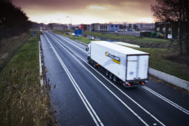 Müller Fresh Food Logistics zet in op groeiende categorie vriesvers.
