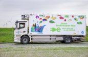 Albert Heijn zet e-trucks in