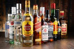 Belgen massaal grens over voor drank