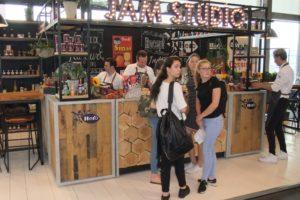 Hero: pop-up restaurants bij oa AH en Jumbo