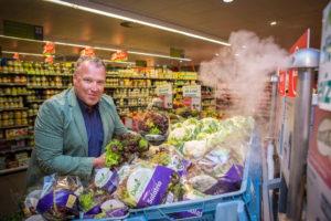 Plus Van Gurp bespaart fors met agf-mist