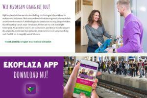 Ekoplaza start online verkoop in België