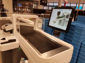 Fotorepo Hoogvliet: tunnelscanner en kaas-tablet
